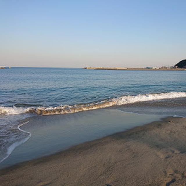 画像: 阿字ケ浦海水浴場
