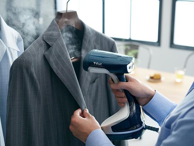 画像1: 衣類スチーマーとアイロンの違いは?アイロンはもういらない?