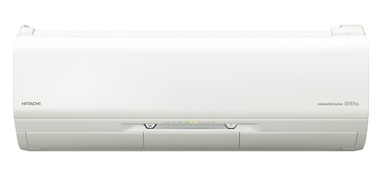画像: 熱交換器の汚れを洗い流しつつ、ファンを自動で掃除して落とした汚れを洗い流す「凍結洗浄ファンロボ」を搭載。