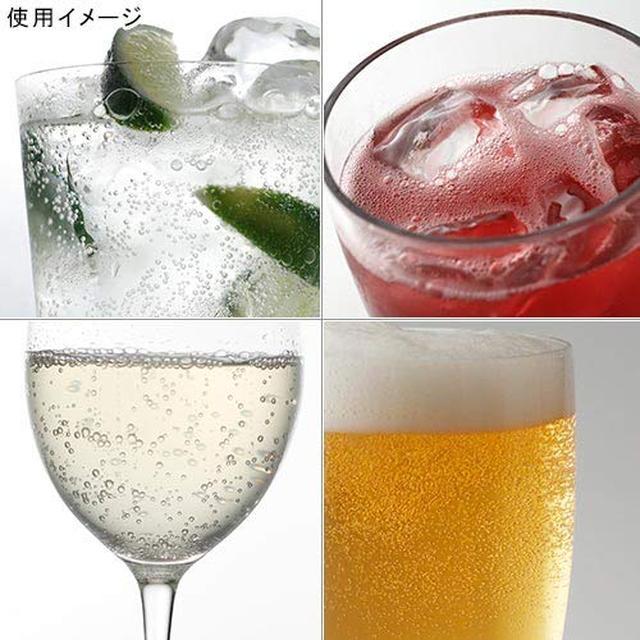 画像3: 【炭酸水メーカーのおすすめ2019最新】人気とコスパでドリンクメイト ジュースやお酒に直接OK 美容需要も急増中!