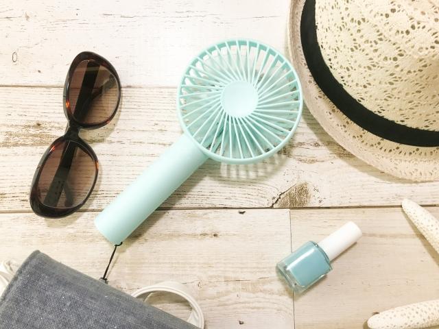 画像: 手持ち扇風機の選び方