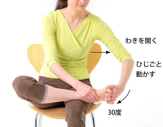画像3: 足指のばし(ゆびのば体操)のやり方