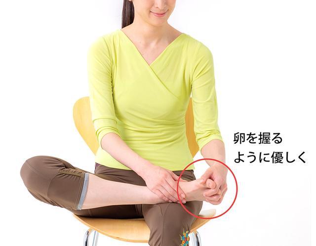 画像2: 足指のばし(ゆびのば体操)のやり方