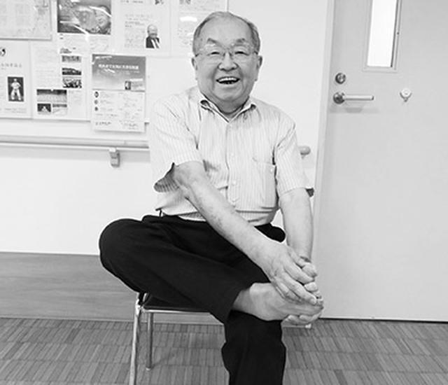 画像: 「足指にある井穴への刺激は免疫力アップにもつながります」と帯津良一先生