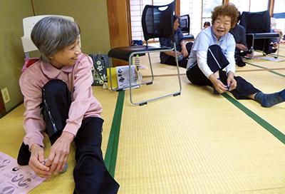 画像: 高齢者も楽しく無理なくできる! 転倒や寝たきりの予防効果にも期待