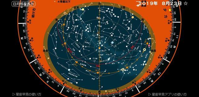 画像4: 星座早見