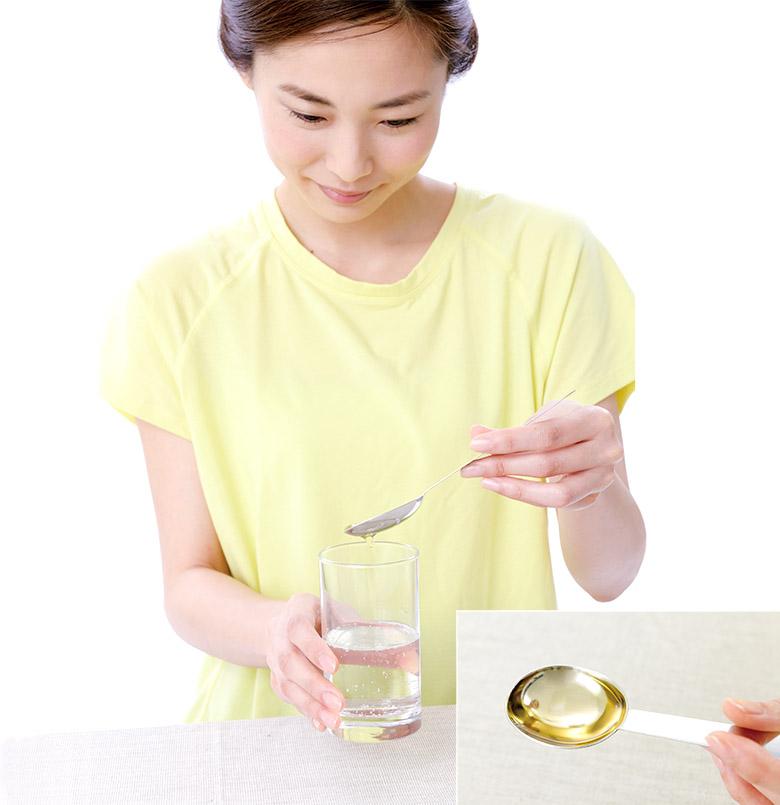 画像1: 【血糖値を下げる飲み物】専門医も太鼓判を押す 「リンゴ酢ソーダ」の飲み方