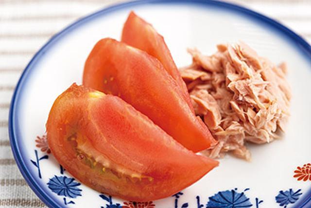 画像: 好みでトマトやツナを加えてもおいしい