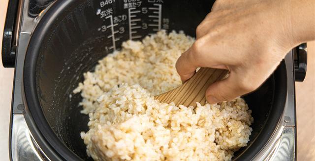 画像8: 食べやすくなる【玄米の炊き方】ヨーグルトを入れたら栄養価がアップして美味しくなる!