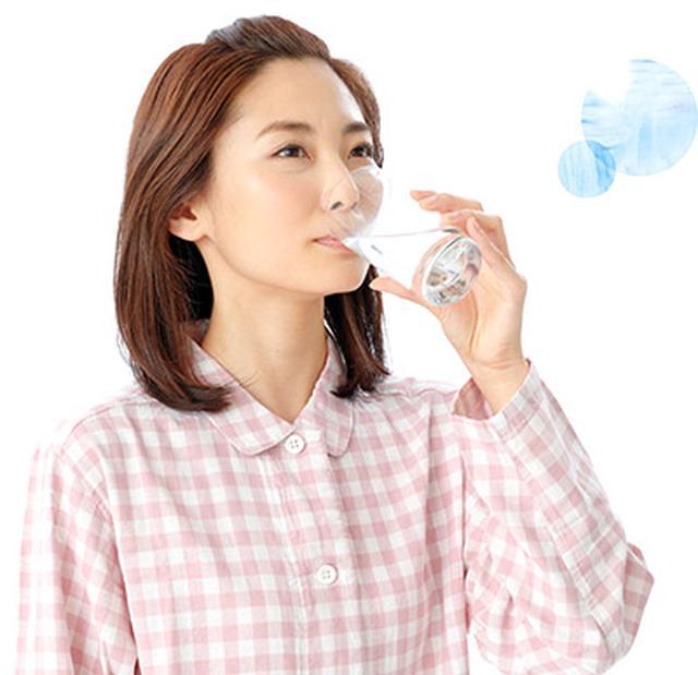 画像: 宝水にはアルカリ性で軟水の ミネラルウォーターがお勧め!