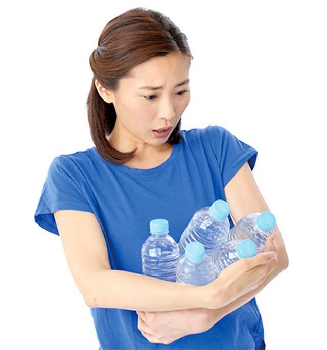 画像: 毎日ペットボトル(500ml)5本分も体内から水が失われている!