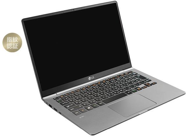 画像: ●CPU:Core i5-8265U ●ストレージ:SSD 256GB ●ディスプレイ:14.0型 1920×1080 ●幅323.4㎜×高さ16.5㎜×奥行き211.8㎜ ●995g