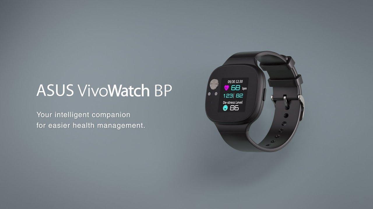 画像: Easier Health Management - ASUS VivoWatch BP | ASUS youtu.be
