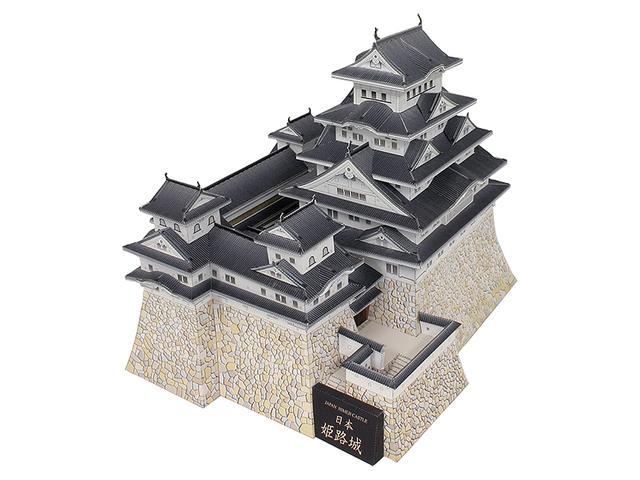 画像1: 【無料ペーパークラフト】クリエイティブパークから新素材!日本の名所・文化・美術特集が公開中