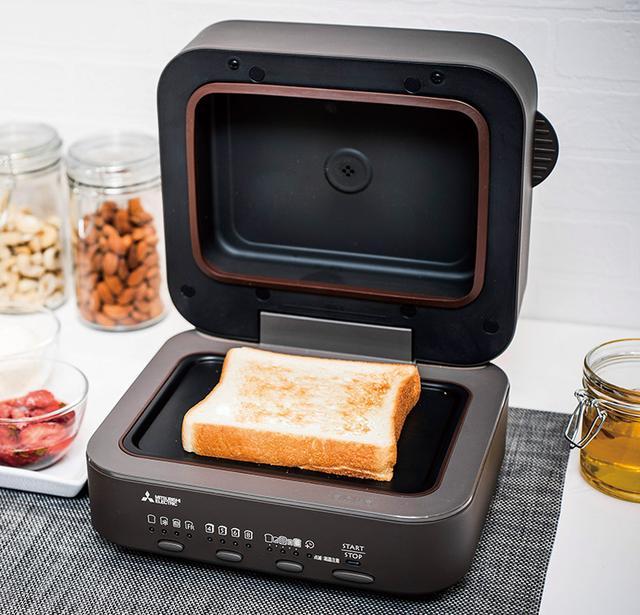 画像: まず、トーストという枠組みを取り払った