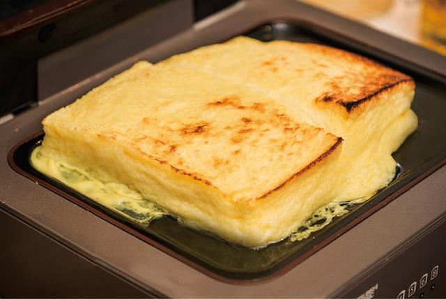 画像: 15分程度で焼き上げるフレンチトースト専用の調理モードも用意。適度に焼き色のついたフワフワの食感は、フライパンでの調理とは一味違う。