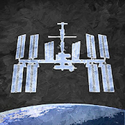 画像1: ISS HD Live