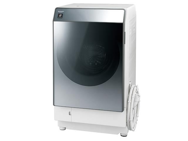 画像2: AIoT機能をさらに進化させた低騒音設計のドラム式洗濯乾燥機
