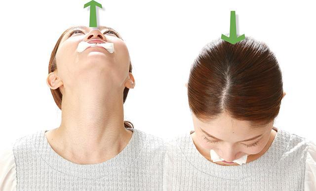 画像4: めまいと同時に首コリ・肩こりが起こる理由とは?歯科医が勧める「カチカチ体操」のやり方