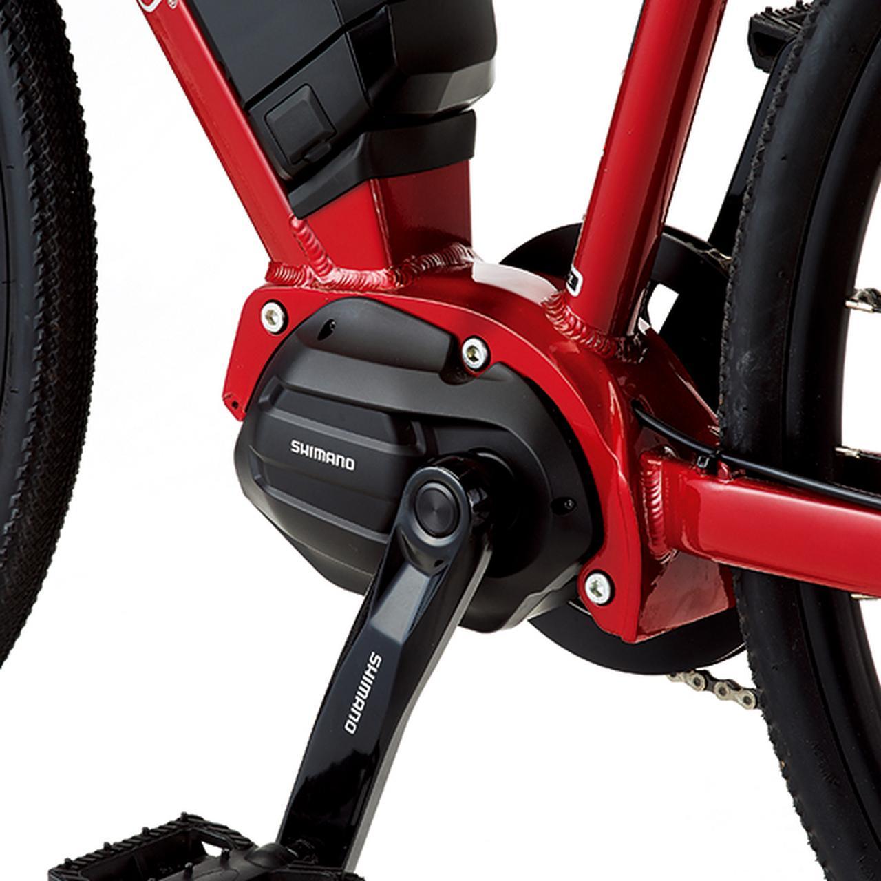 画像1: 【ルイガノ AVIATOR-E】 初心者でも快適な走行が楽しめるクロスバイクタイプのe-bike