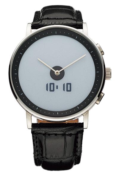 画像3: 【GLAGOM ONE】電子ペーパーディスプレイにアナログ時計を組み合わせたシンプルなスマートウォッチ