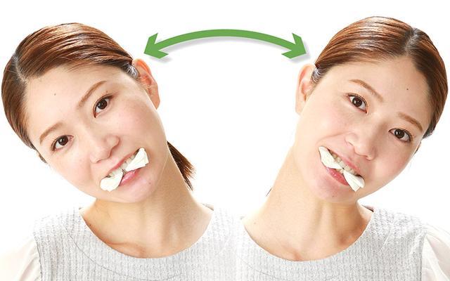 画像3: めまいと同時に首コリ・肩こりが起こる理由とは?歯科医が勧める「カチカチ体操」のやり方