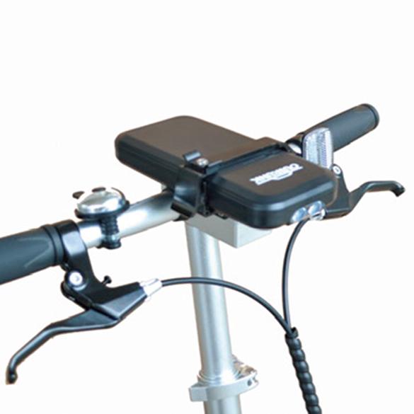 画像2: 折り畳み式電動アシスト自転車【あさひ アウトランクe】電車・バスに持ち込みできる軽さが特徴!