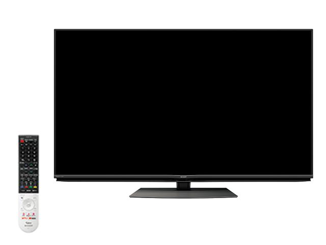 画像: 4K放送もネットコンテンツも快適に楽しめる高機能液晶テレビ