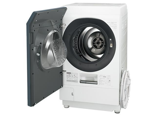 画像1: AIoT機能をさらに進化させた低騒音設計のドラム式洗濯乾燥機