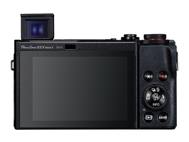 画像2: 収納式電子ビューファインダーを採用し、携帯性にも優れたコンデジ