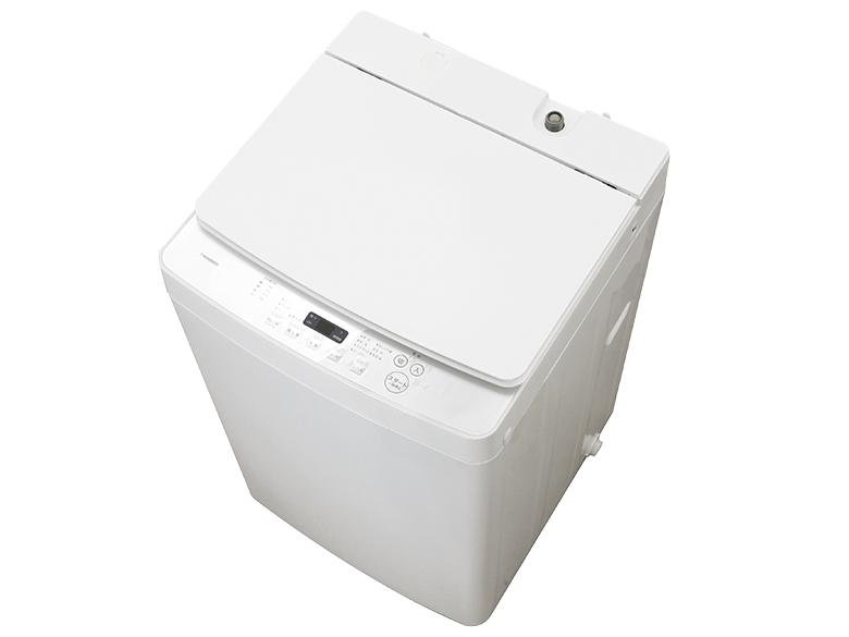 画像1: 標準36分、快速コース10分の時短運転が可能な全自動洗濯機