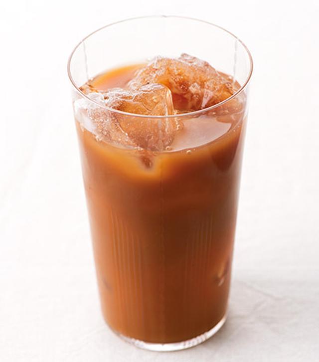画像: ホットだけでなく、アイスで飲んでもよい。