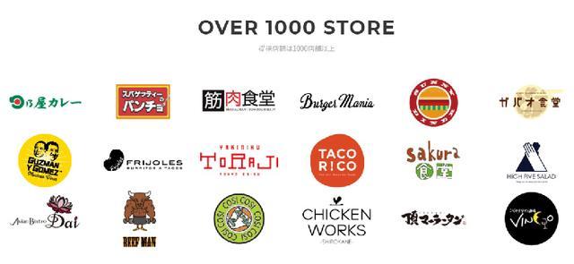 画像: 加盟店は1000店舗以上! picks.fun