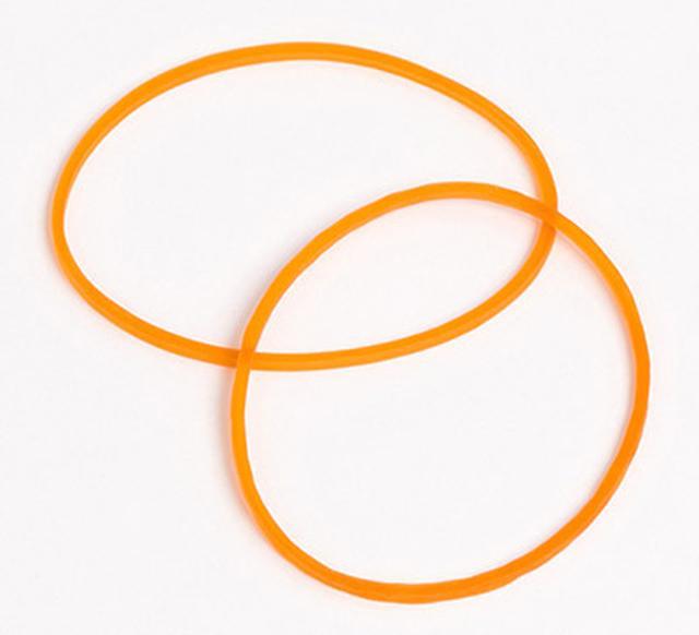 画像1: 【さとう式リンパケア】耳に輪ゴムをかけるだけで小顔を作る「耳輪ゴム」のやり方