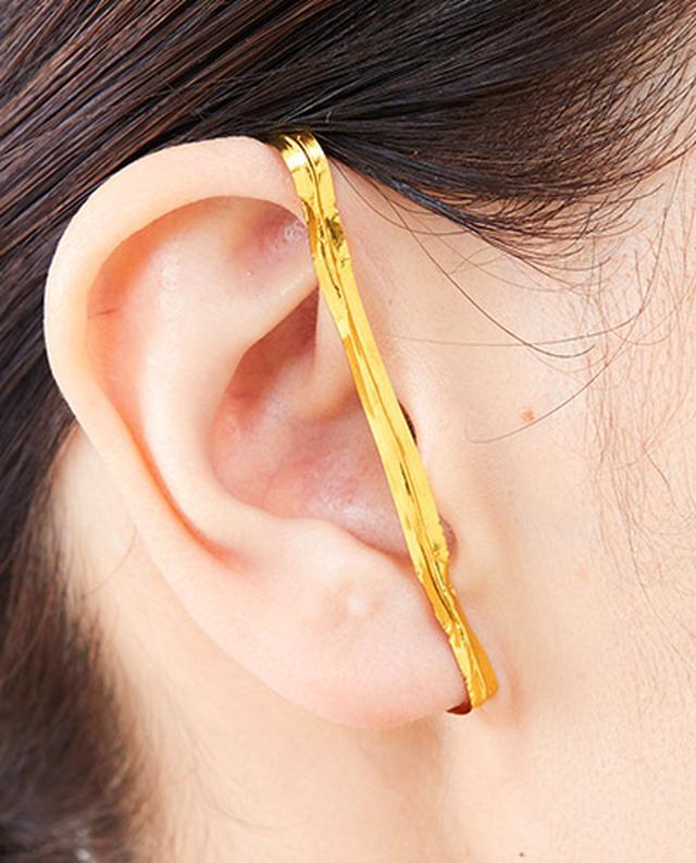 画像10: 【さとう式リンパケア】耳に輪ゴムをかけるだけで小顔を作る「耳輪ゴム」のやり方