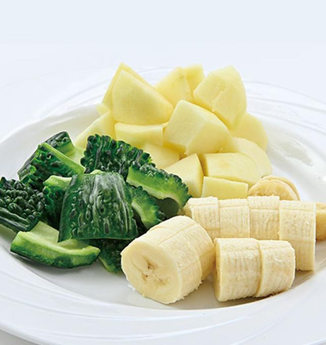 画像3: 【ゴーヤの栄養】苦いほど有効成分たっぷり!ダイエットに効果的なゴーヤジュースの作り方