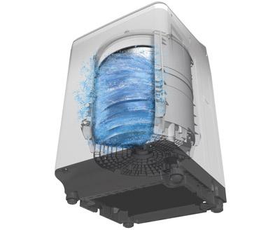 画像11: 縦型洗濯機のおすすめは?シャープやパナソニック、アクアなど人気の6機種を徹底比較。新しい機能も続々追加