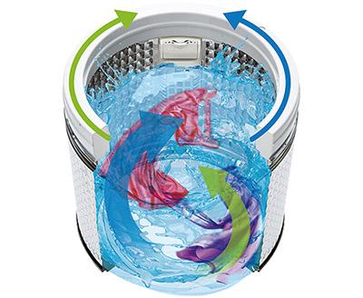 画像2: 縦型洗濯機のおすすめは?シャープやパナソニック、アクアなど人気の6機種を徹底比較。新しい機能も続々追加