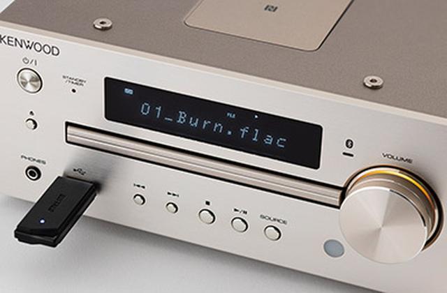 画像: ▶ USBメモリーでハイレゾ対応 現行のミニコンポは、ハイレゾ対応機でも、多くはUSBメモリー再生まで。USB DACとして使える機種は少ない。