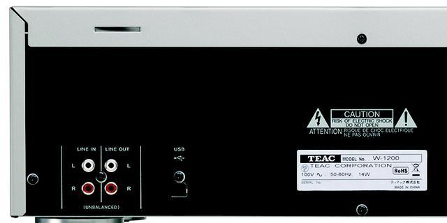 画像: TEACのカセットデッキ「W-1200」をレビュー。カセットの良さをハイクオリティに楽しめる