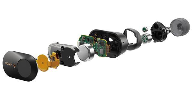 画像: ハウジングの外側と内側にマイクを搭載するデュアルノイズセンサーテクノロジーを採用。