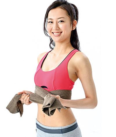 画像: 肋骨締めは男女ともに理想の体作りに最適!