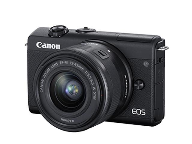 画像2: キヤノンの最新ミラーレス「EOS M200」が登場!高画質な画像をSNSで共有したいスマホユーザーに最適