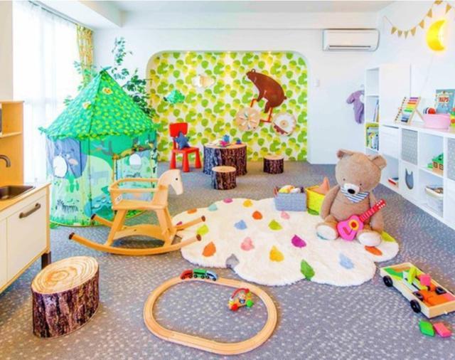 画像: ベビールームは限定1室 www.maholova-minds.com