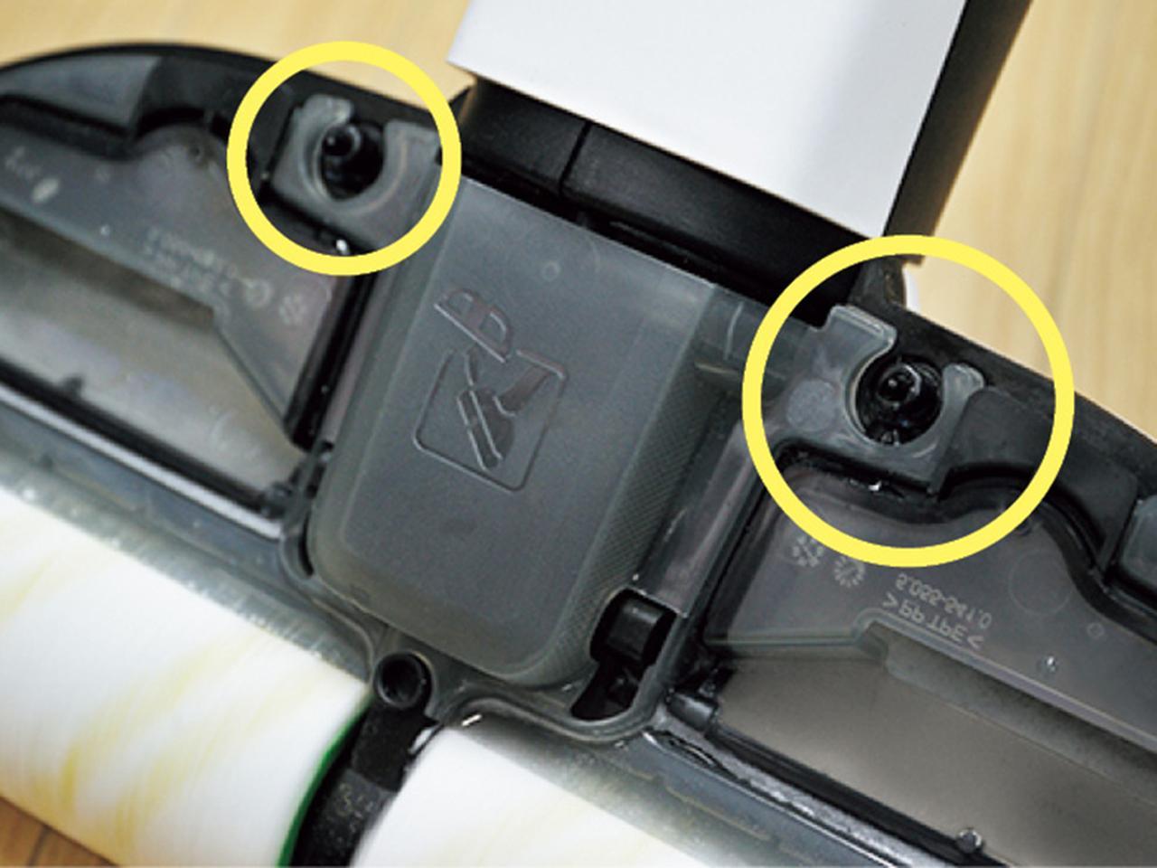 画像5: ケルヒャーの水拭き掃除機「FC 3d」を使ってみた!汚れを広げない水拭き掃除ができる