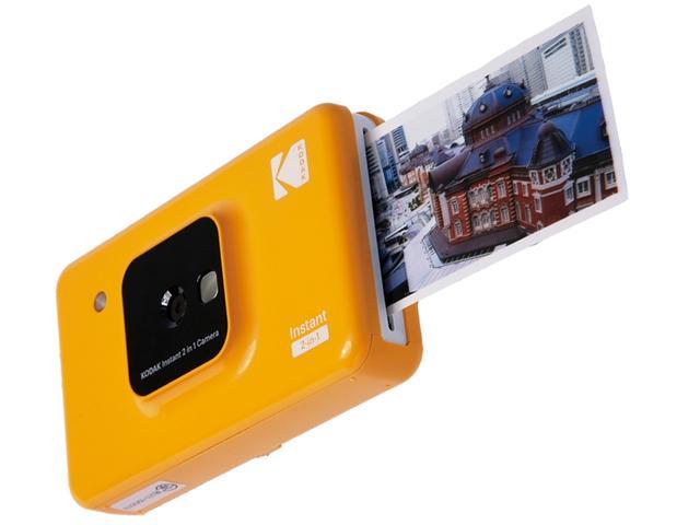 画像2: 【コダックC210】を実写レビュー!発色や色再現に優れたインスタントカメラ