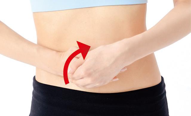 画像11: ぽっこりお腹を解消する「腸もみ」のやり方 腸内環境を整えて便秘・下痢を改善