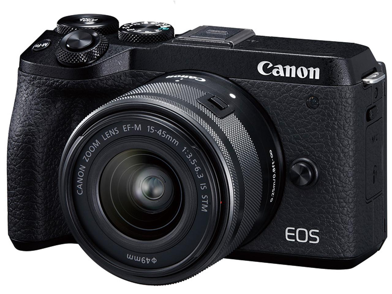 画像1: さらなる高画質化と高速連写を実現した高性能ミラーレスカメラ