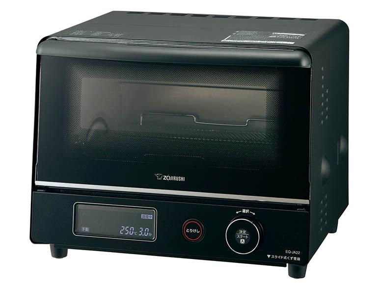 画像1: 上下のヒーターを切り替えながら加熱するオーブントースター
