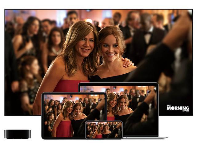 画像: iPhoneやiPadなど「Apple TV」アプリ対応機種で、アップルが独自に制作したドラマなどが見放題となる。月額600円のサービスだが、指定のアップル製品を購入すると1年間、無料で視聴可能。日本でも11月1日からスタートする。
